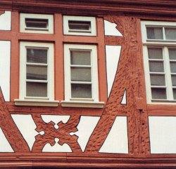 Fachwerkhaus Fassade saniert
